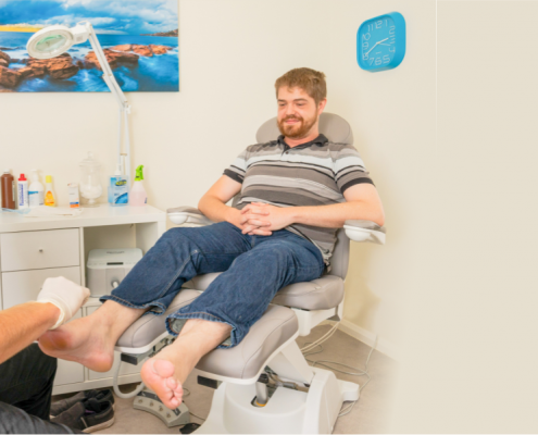 routine podiatry on the gold coast