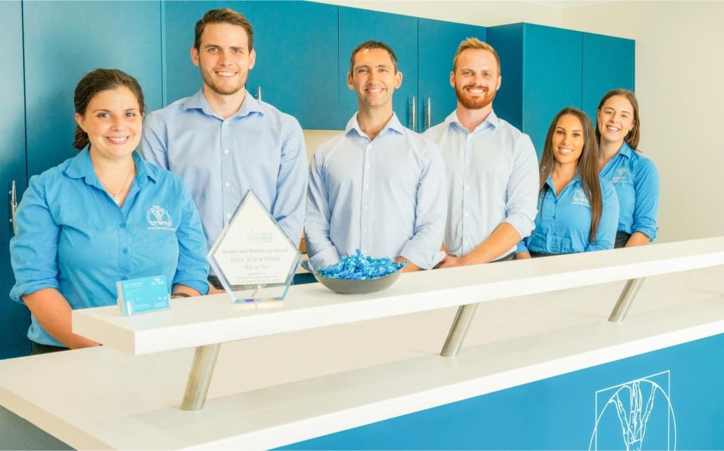 Podiatry and Physio team Gold Coast