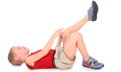 Growing Pain Treatment for Children on The Gold Coast