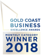 2018 Gold Coast Winner Business Excellence