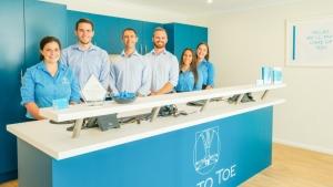 Podiatrist & Physiotherapist Healthcare Jobs at Hip to Toe Gold Coast