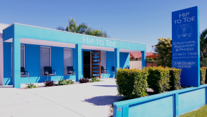 Hip to Toe Physio & Podiatry Location